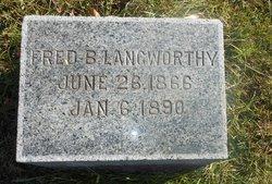 Fred B Langworthy