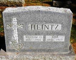 Ada <I>McClure</I> Heintz