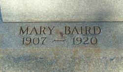 Mary Baird Kindler
