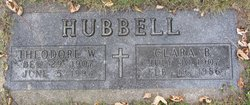 Theodore William Hubbell