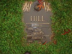 Judith K. <I>VanDerveer</I> Hill