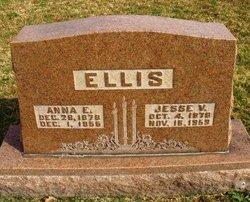 Anna E. <I>anderson</I> Ellis