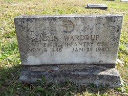 John Wardrup