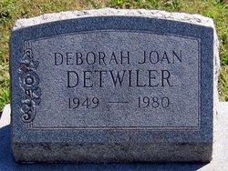 Deborah Joan Detwiler
