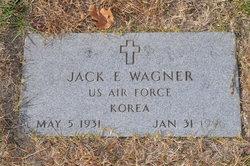 Jack E Wagner