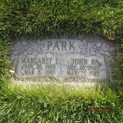 Margaret Elizabeth <I>Larsen</I> Park