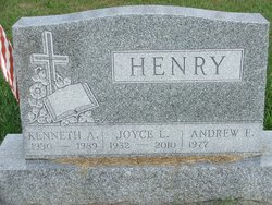 Kenneth A Henry