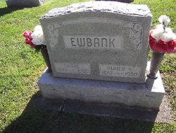 Oliver E Ewbank