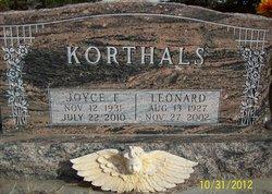 Leonard Korthals