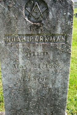 Rev Noah Parkman