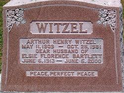Elsie Florence <I>Bartlett</I> Witzel