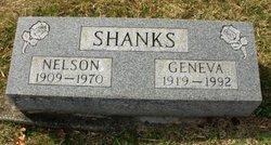 "Geneva Marie ""Granny Jo"" <I>Noyes</I> Shanks"