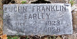 John Franklin Earley