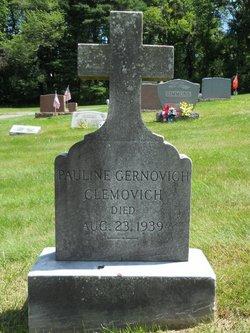Pauline <I>Beguin</I> Clemovich