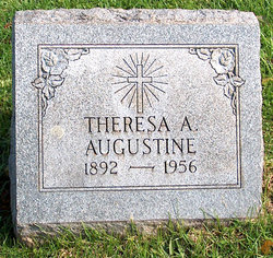 Theresa A <I>Milisits</I> Augustine