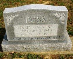 Evelyn M. Ross