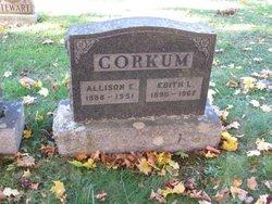 Edith Elfrada <I>Bush</I> Corkum