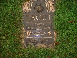 Dorothy D. Trout