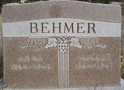 Anna <I>Lalk</I> Behmer