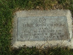 Leslie Irving Dodge, Jr