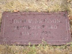 John W. Johnson