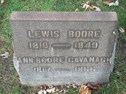 Ann <I>Boore</I> Cavanaugh