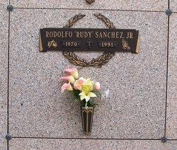 """Rodolfo """"Rudy"""" Sanchez, Jr"""