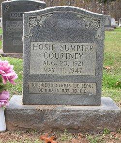 Hosie Sumpter Courtney