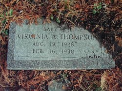 Virginia A Thompson