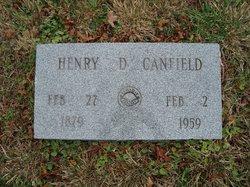 Henry Daniel Canfield