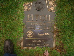 """Francis Michael """"Mike"""" Fitch"""