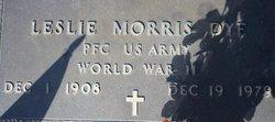 PFC Leslie Morris Dye