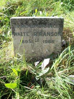 Walter Ranson