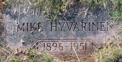 "Mikko ""Mike"" Hyvarinen"