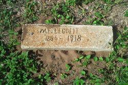 M. E. Leggett