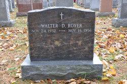 Walter David Royer