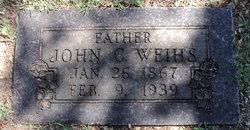 John Charles Weihs