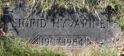 Sigrid Wilhelmina Hyvarinen