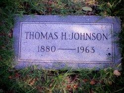 Thomas Harley Johnson