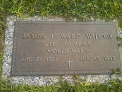 James Edward Wilcox