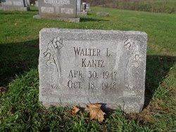 Walter L. Kantz