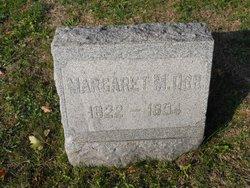 Margaret M. <I>Summerville</I> Orr