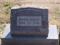 Bertha Schaaf
