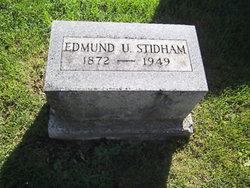 Edmund Stidham