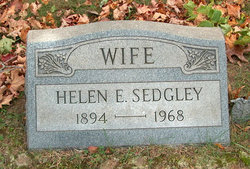 Helen E Sedgley