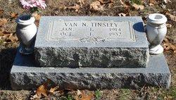 Van N Tinsley