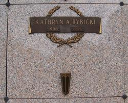 Kathryn A Rybicki