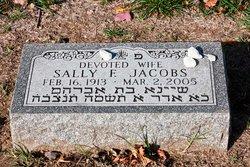 Sally F Jacobs
