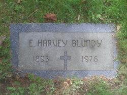 Edward Harvey Blundy