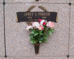 Janet L Parrish